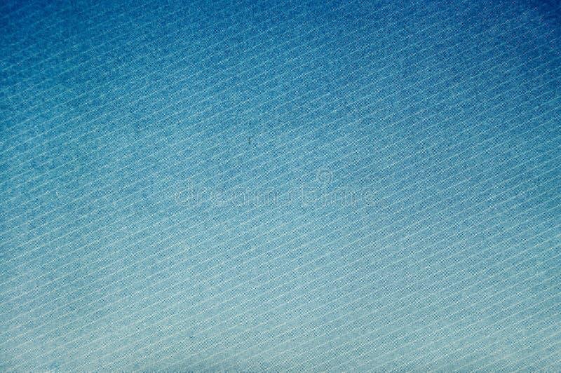 utskrivaven blå papp royaltyfri illustrationer