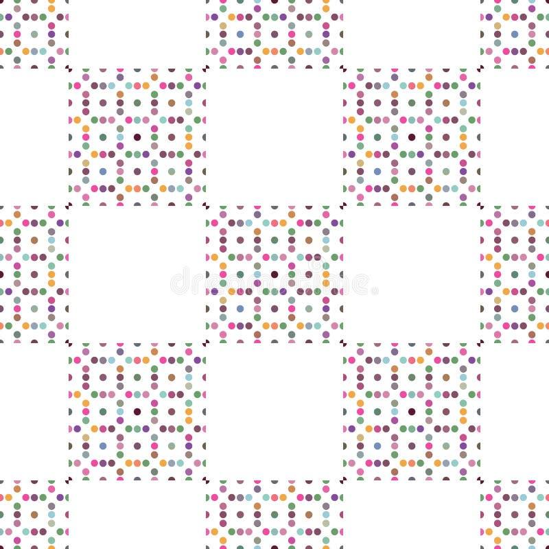 utsmyckad seamless textur vektor illustrationer