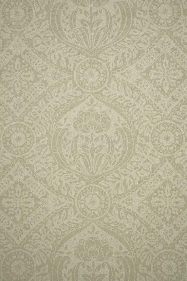 utsmyckad wallpaper royaltyfria bilder