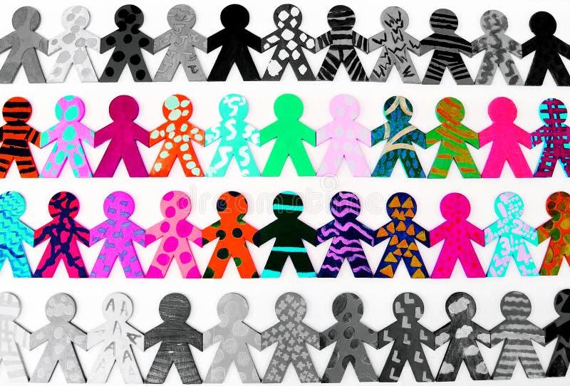 utstående lag för begrepp stock illustrationer