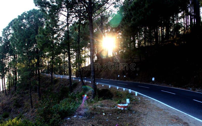 Uttarakhand de Rishikesah image stock