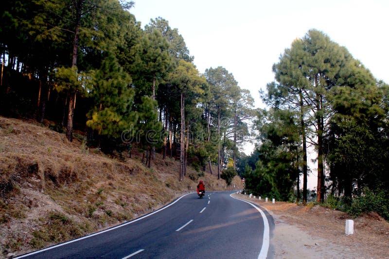 Uttarakhand de Rishikesah image libre de droits