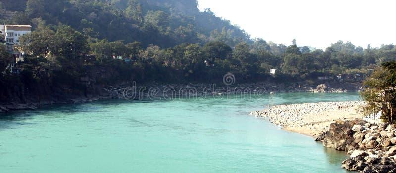 Uttarakhand de Rishikesh images stock