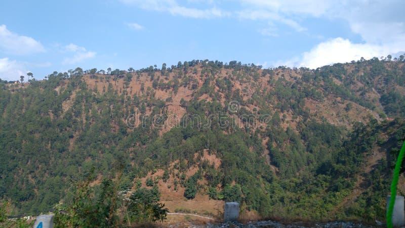 Uttarakhand del champawat de Chalthi imagen de archivo libre de regalías