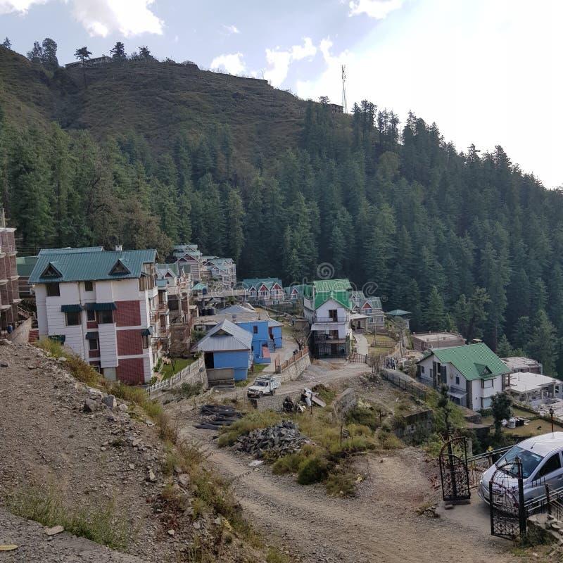 Uttarakhand en Himacha pradesh stock foto's