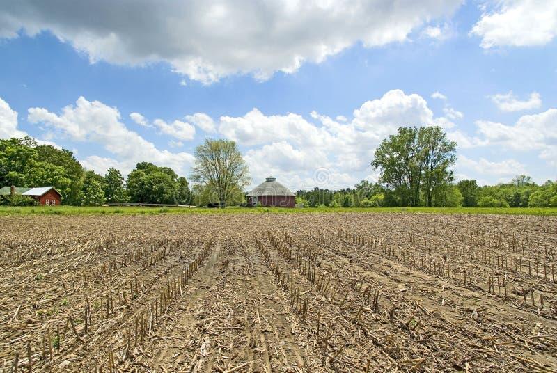 Download Utter-Gehrig round barn stock image. Image of landmarks - 5373283