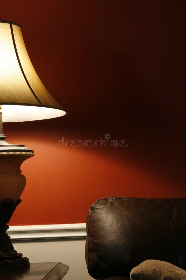 uttrycka lampverticalen arkivbild