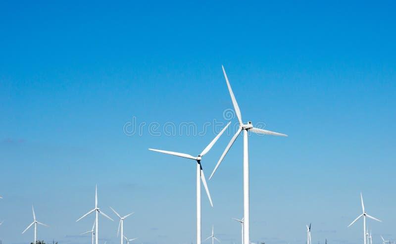 Utveckling av vindkraft fotografering för bildbyråer