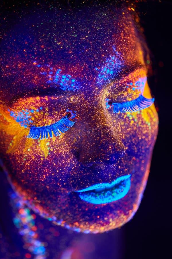 UV πορτρέτο