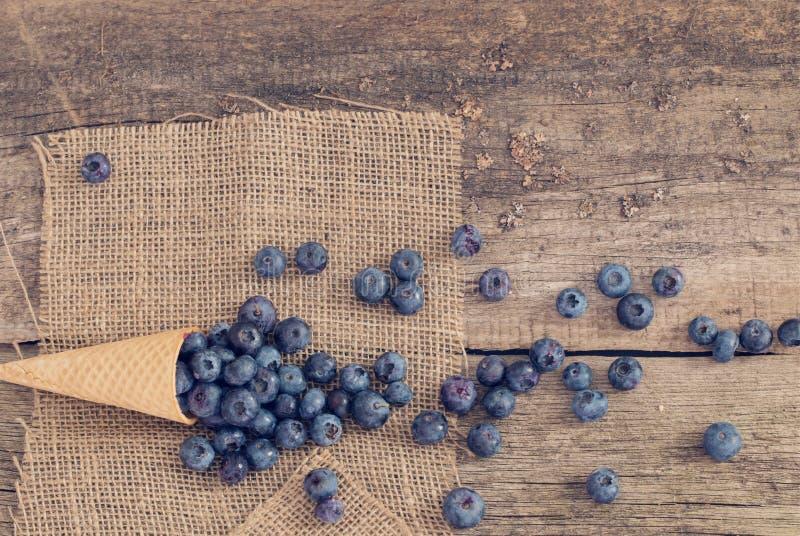 Uva-do-monte deliciosa fotografia de stock