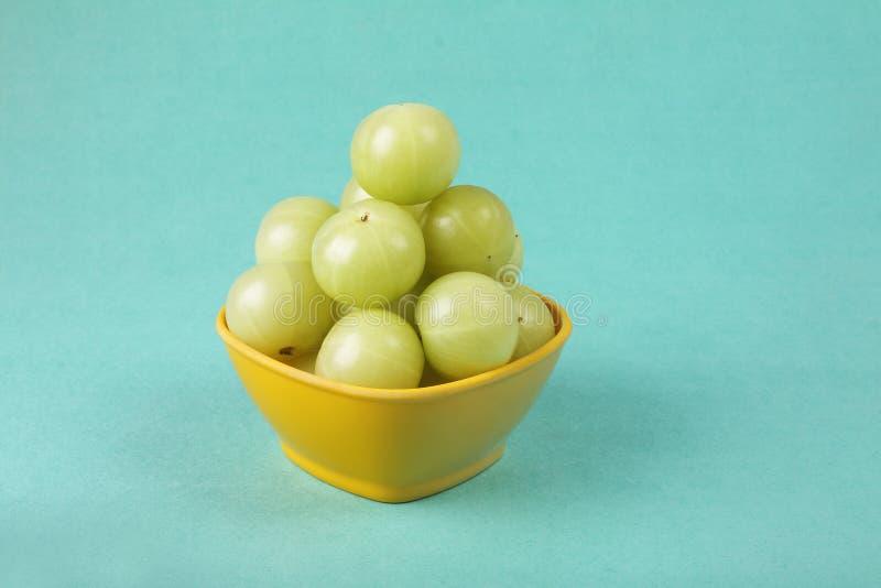 Uva spina indiana - Amla immagini stock libere da diritti
