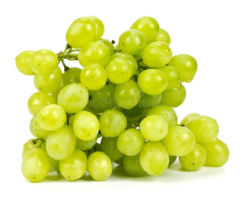 Download Uva verde foto de archivo. Imagen de salud, dulce, hoja - 64208804
