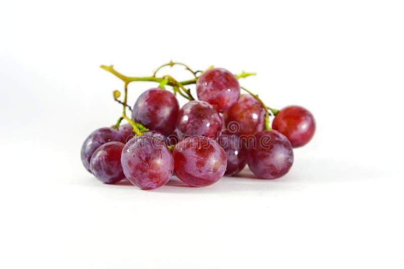 uvas do fruto frescas imagens de stock