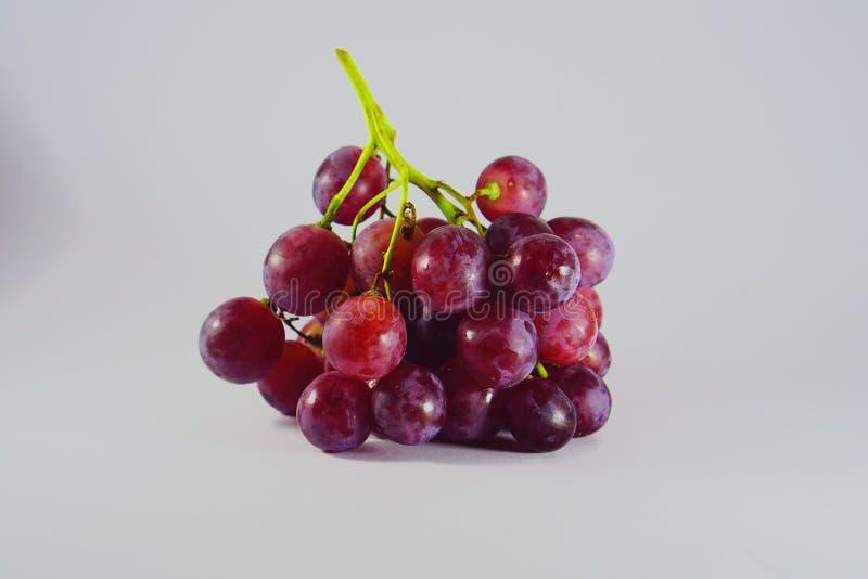 uvas do fruto frescas imagem de stock royalty free