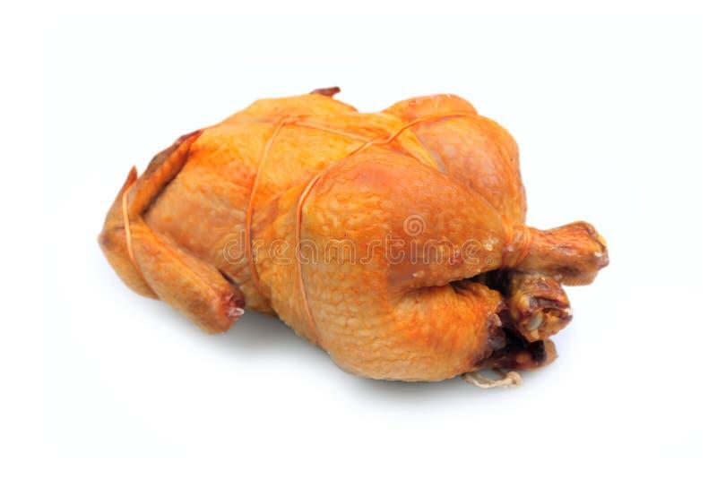 Uwędzony kurczak zdjęcia stock
