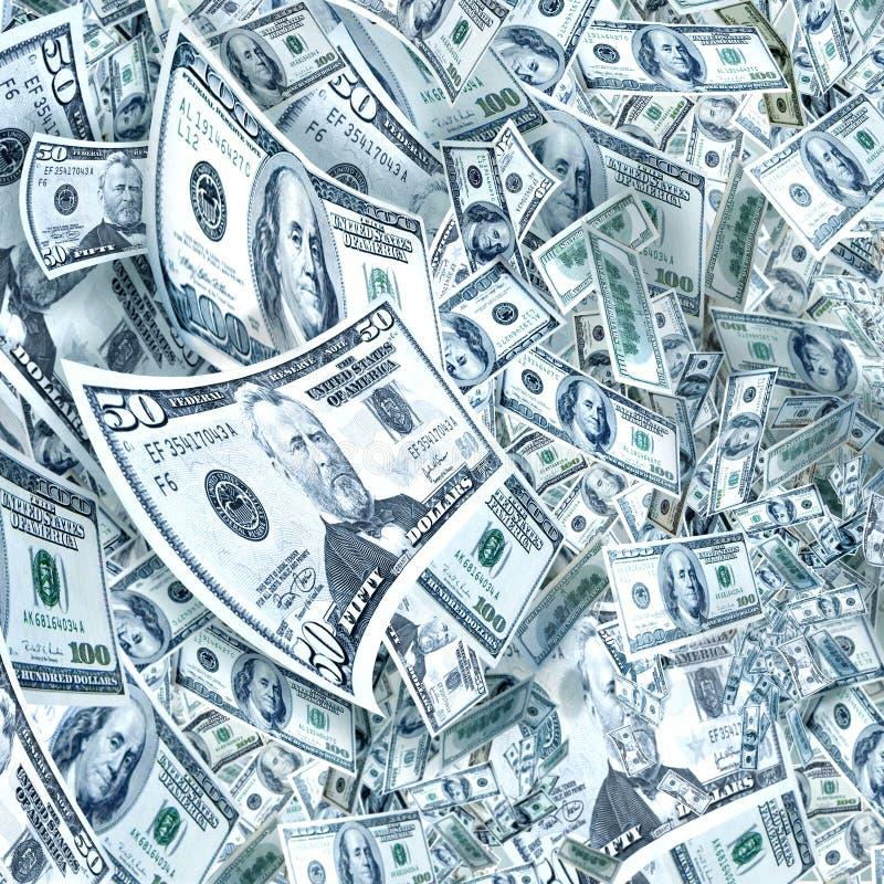 Uw Geld stock afbeelding