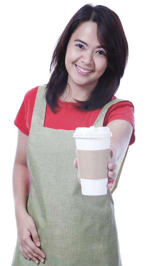 Uw Koffie royalty-vrije stock afbeeldingen