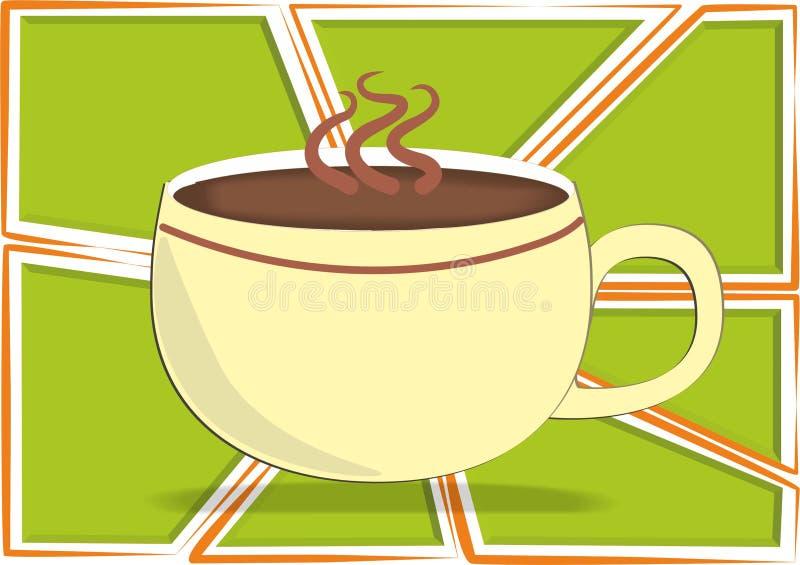 Uw Koffie stock foto