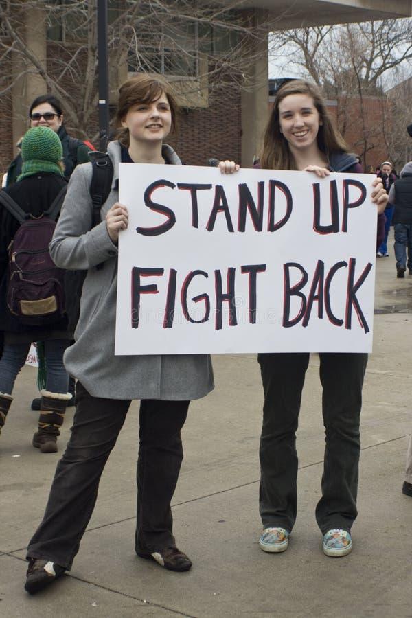 UW-Milwaukee Union-Rights Rally