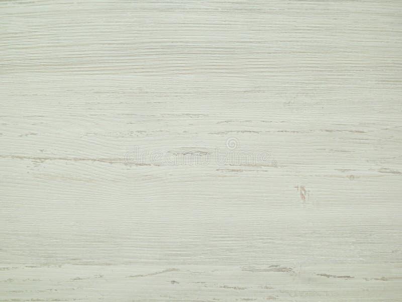 Uwarstwiająca deska z teksturą bielący dąb obrazy royalty free