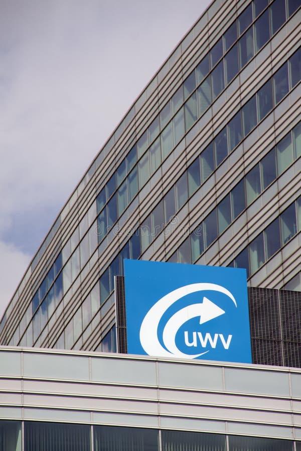 UWV 图库摄影