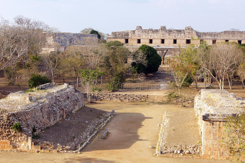 Download Uxmal stock image. Image of pyramid, culture, archaeology - 20092451