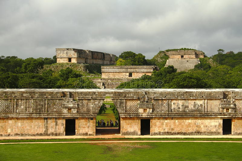 Download Uxmal I stock photo. Image of chichenitza, aztec, maya - 20496268