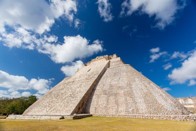 Uxmal, Messico fotografie stock libere da diritti