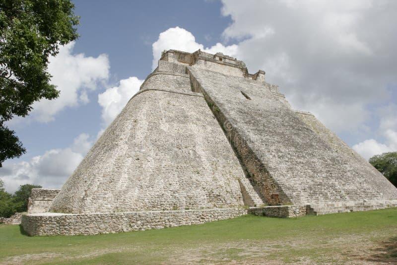 Uxmal, Yucatan, Mexico royalty free stock photography