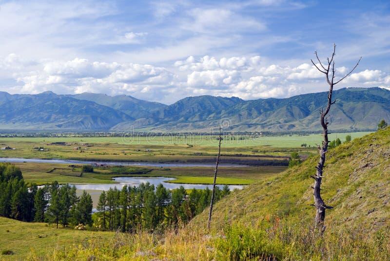 Uymon valley stock photography