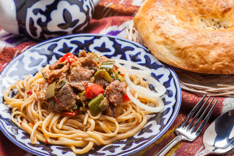 Food To Eat In Uzbekistan