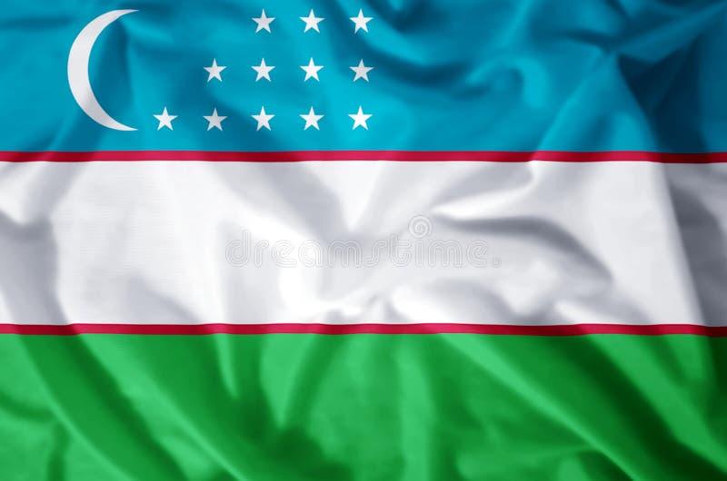 uzbekistan illustration stock
