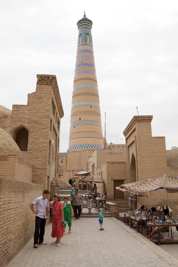 uzbekistan photo libre de droits