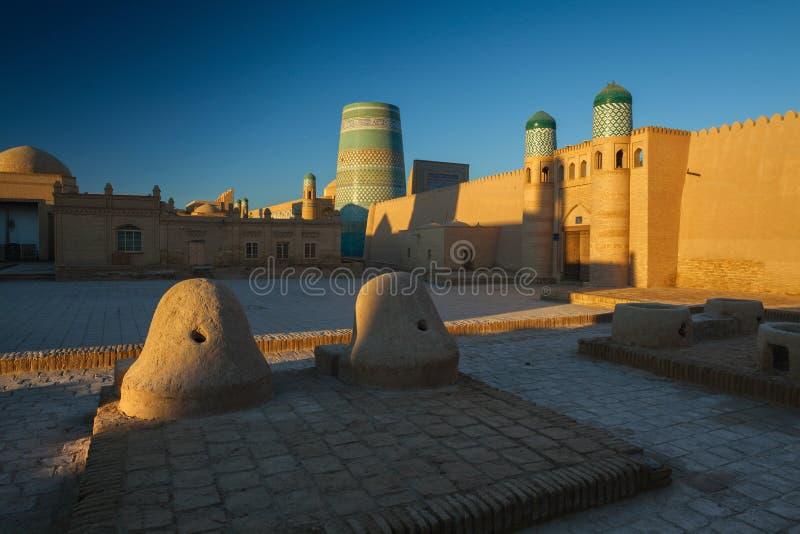 Uzbekistan obrazy royalty free
