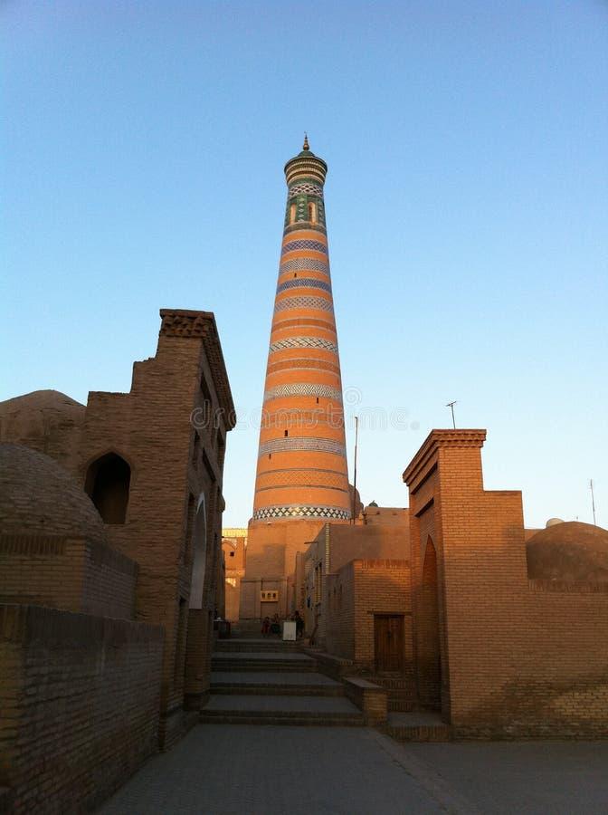uzbekistan immagini stock