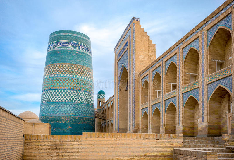 uzbekistan fotografia de stock