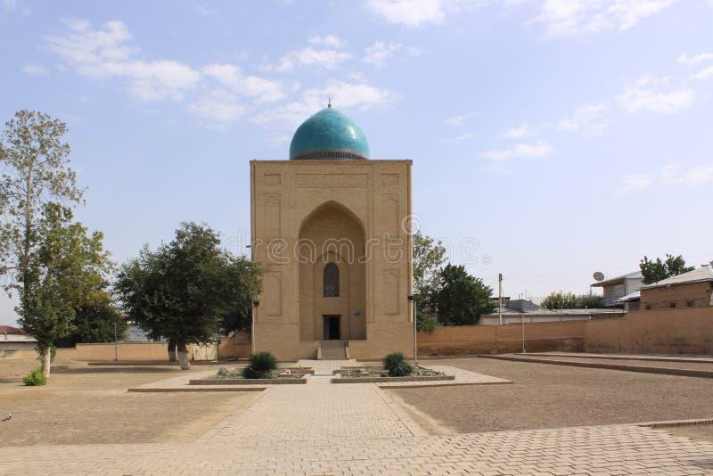 Uzbekistan Tashkent Madrasa Dziejowy kompleks fotografia royalty free