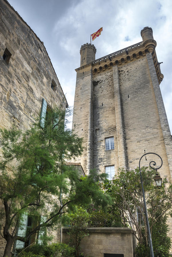 Download Uzes (France) Royalty Free Stock Images - Image: 34542939