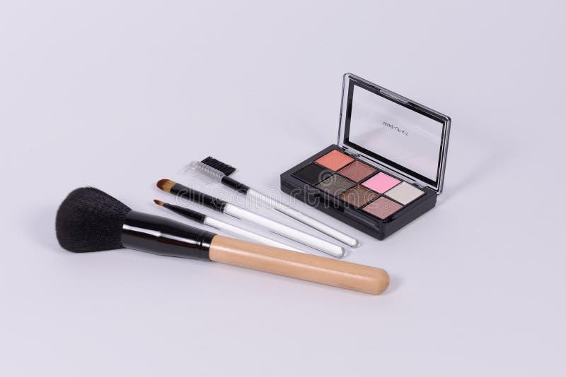 Makeup zestaw zdjęcie stock