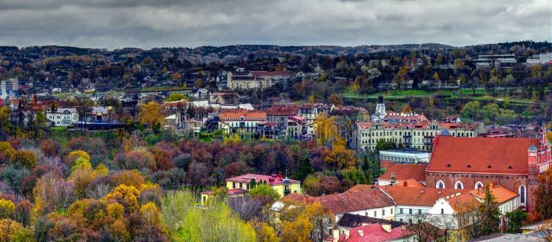 Uzupis okręg, Vilnius - kapitał Lithuania zdjęcie royalty free