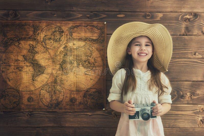 Vá em uma aventura! imagens de stock royalty free