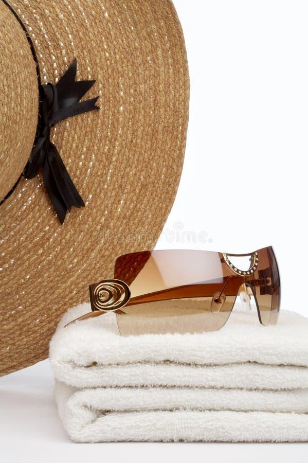 Vá para a praia fotografia de stock royalty free
