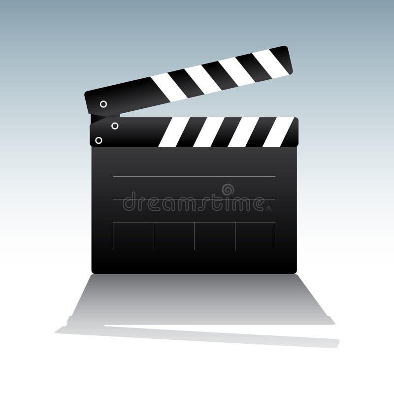 Válvula do filme ilustração do vetor