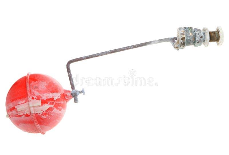 Válvula Operada Flutuador Do Tanque De água Fotografia de Stock