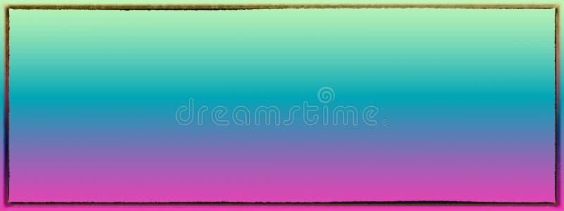 Várias cores do fundo criadas no computador ilustração stock