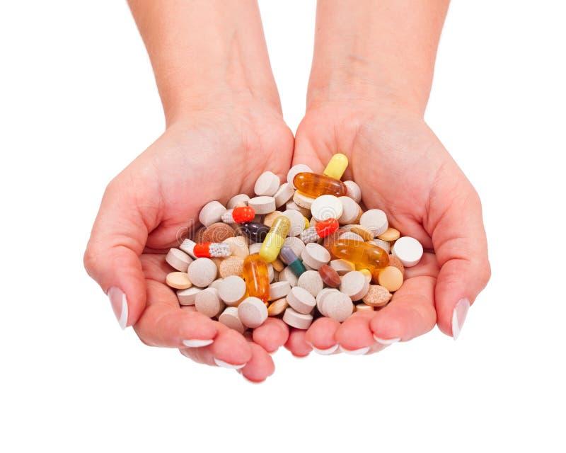 Várias drogas fotos de stock