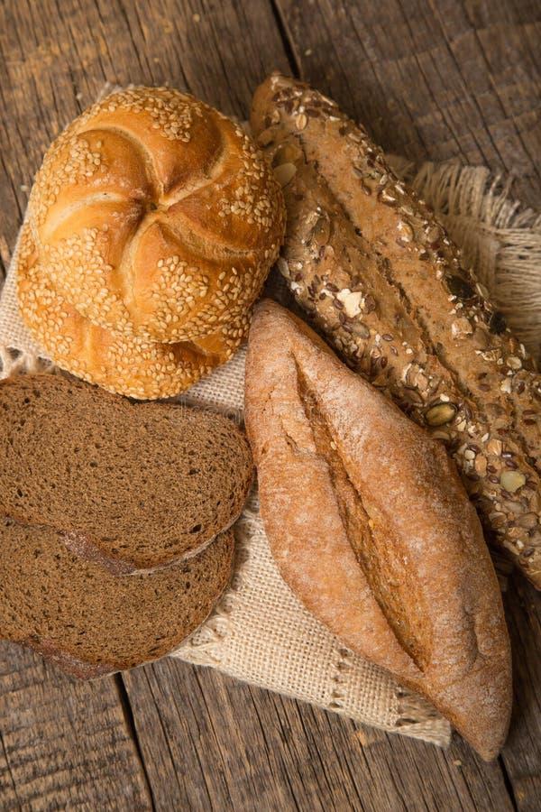 Vário pão foto de stock royalty free