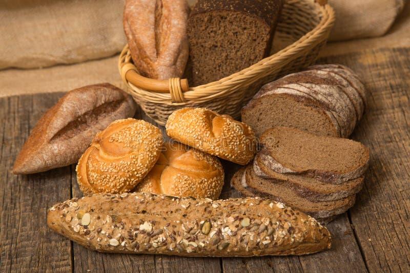 Vário pão fotos de stock