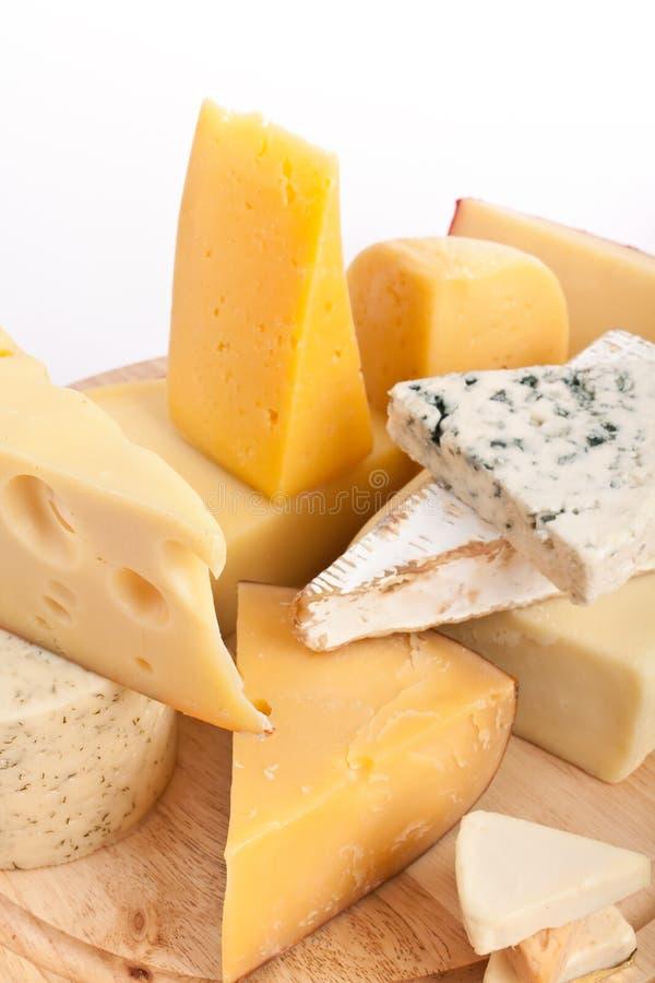 Vário queijo foto de stock royalty free