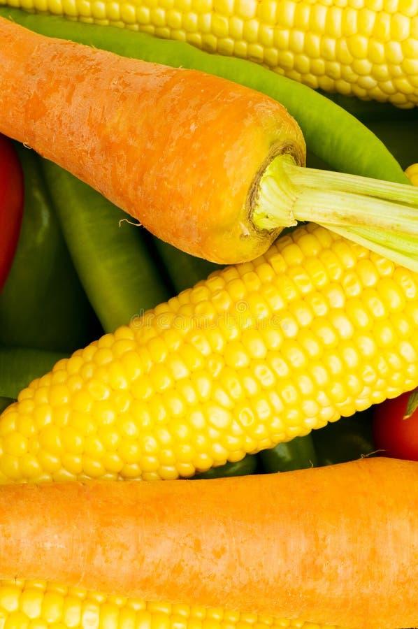 Download Vários vegetais coloridos foto de stock. Imagem de agricultura - 12812268